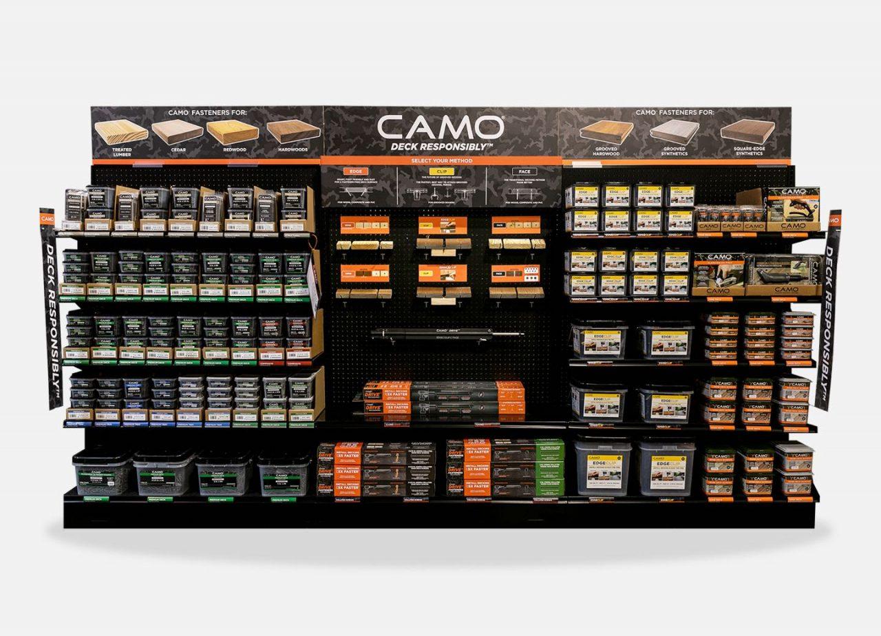 CAMO 12 foot set